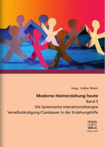 Book Cover: Moderne Heimerziehung heute – Band 5